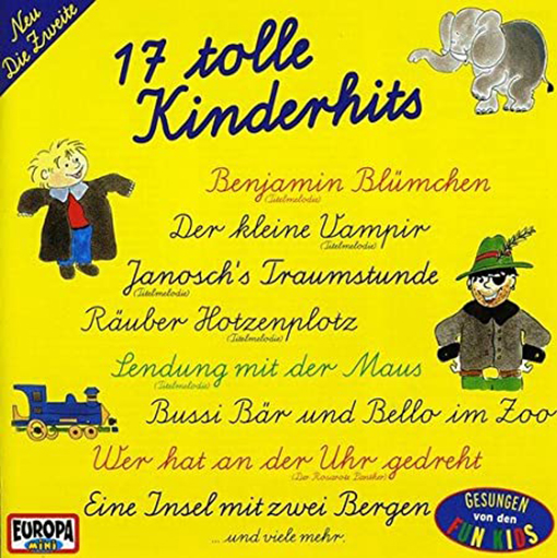 17 TOLLE KINDERHITS