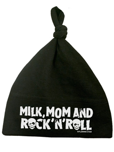 MILK, MOM AND ROCK´N´ROLL