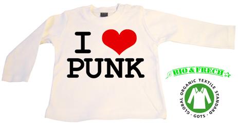 I LOVE PUNK