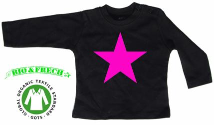 NEON PINK STAR