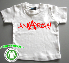 ANARCHY GRAFFITI (red logo)
