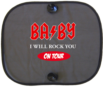 BABY I WILL ROCK YOU ON TOUR