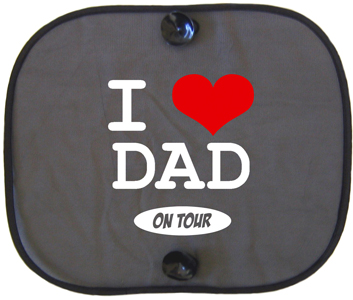 I lOVE DAD ON TOUR