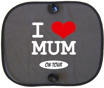 I lOVE MUM ON TOUR