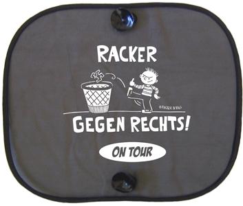 RACKER GEGEN RECHTS ON TOUR