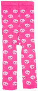 SKULL BABY LEGGINGS