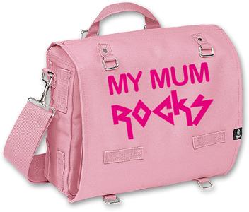 MY MUM ROCKS PINK