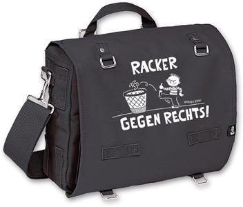 RACKER GEGEN RECHTS