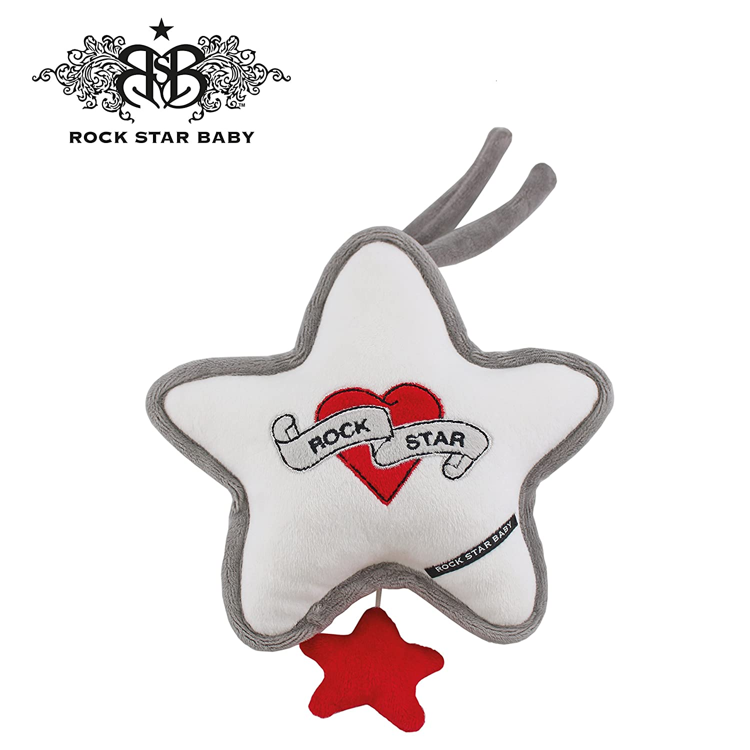 HEART & WINGS MUSICAL TOY