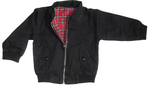 HARRINGTON BABY JACKET