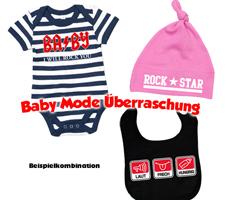 BABY MODE ÜBERRASCHUNG