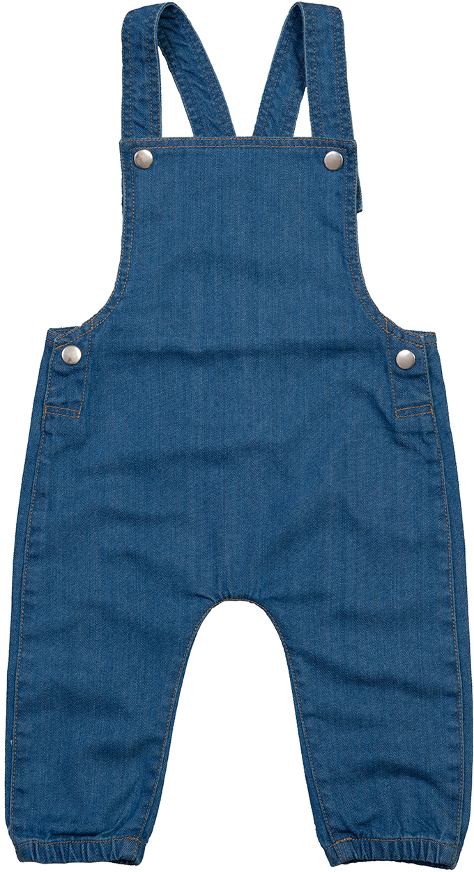 BABY ROCKS DENIM LATZHOSE