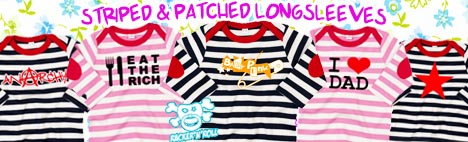 Striped Longsleeves